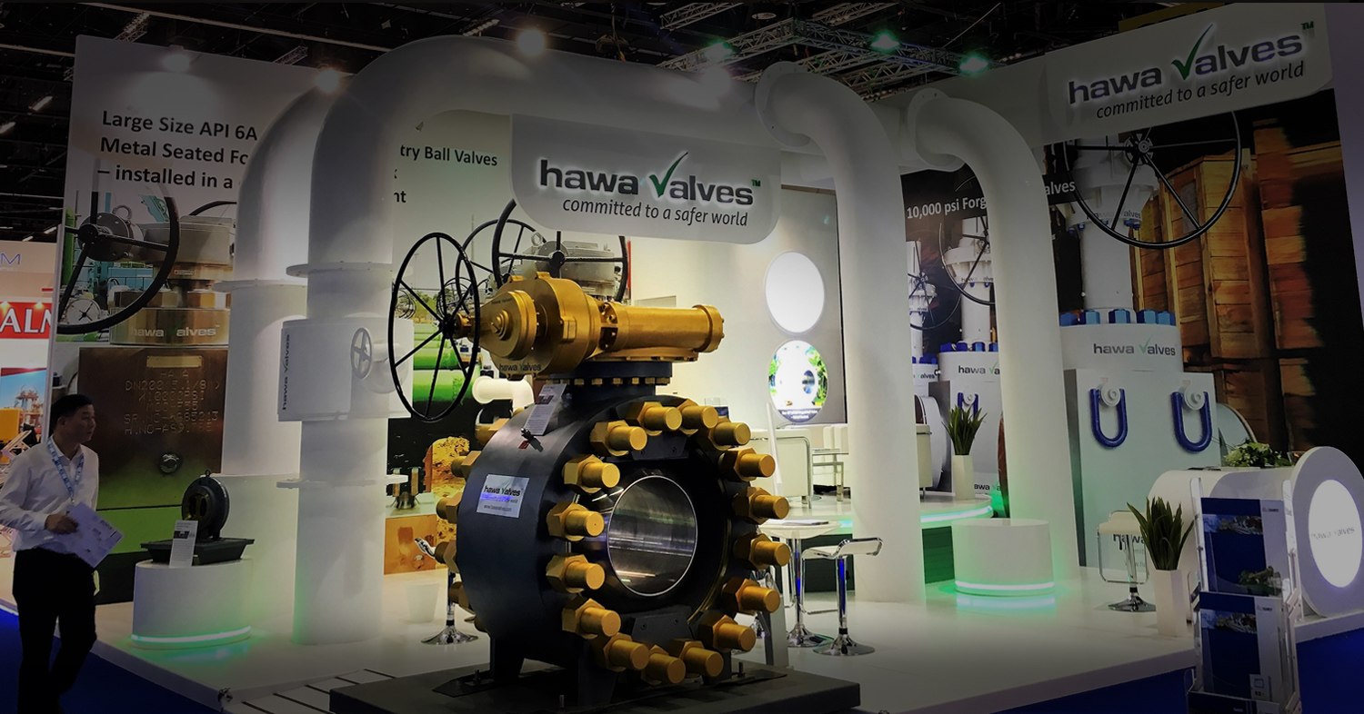 Hawa Valves — Committed To A Safer World